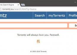 Site de BitTorrent 'Torrentz' desativa busca e diz 'adeus'