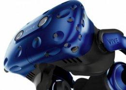 HTC atualiza visor de realidade virtual com nova tela e fone de ouvido embutido