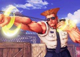 Guile será incluído em Street Fighter 5.