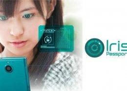 Primeiro celular com scanner de íris incorporado chega ao mercado.