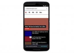Novo recurso do Chrome no Android economiza 70% do plano de dados