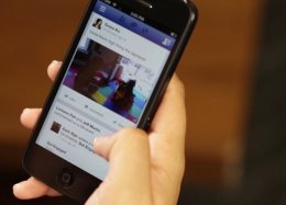 Facebook testa reprodução automática de sons em vídeos