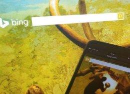 Bing permite pedir Uber direto da página de buscas