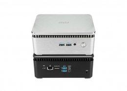 MSI anuncia mini PCs Cubi 3 Silent com processador Intel Kaby Lake