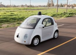 Carros do Google chegarão às ruas no meio do ano.