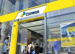 Mercado Livre já permite retirar mercadorias nos Correios.