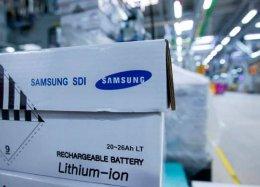 Samsung SDI vai investir US$ 128 milhões em pesquisas para baterias mais seguras.