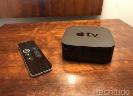 Apple TV 4K chega ao Brasil com 32 GB ou 64 GB; saiba os preços
