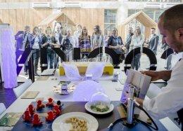 Primeiro restaurante de comida impressa em 3D do mundo