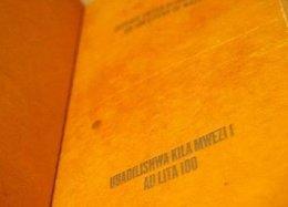 Página de livro pode purificar até 100 litros de água.