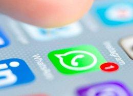 WhatsApp vai mostrar se uma mensagem foi encaminhada muitas vezes.