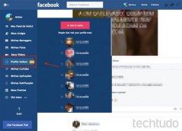Facebook Flat é bloqueado e retira botão que mostra quem viu seu perfil