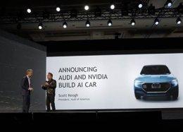 Você vai aprender a dirigir melhor com um carro autônomo da NVIDIA.