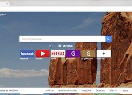 Internet: navegador oferece funcionalidade nativa que tenta evitar exibir notícias falsas na tela inicial