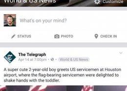 Facebook testa feeds de notícias múltiplos com assuntos específicos.