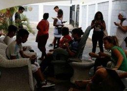 Cuba ganha 1º centro com Wi-Fi de graça.