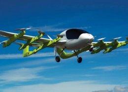 Empresa financiada por fundador do Google testa táxi voador autônomo