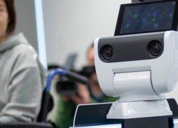 Japão revela robôs que auxiliarão visitantes nos Jogos Olímpicos de 2020.