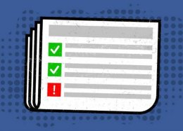 Teste de mudança no Facebook deu mais força a notícias falsas