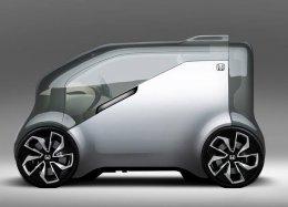 Honda revela conceito de carro com 'emoções' e inteligência artificial.