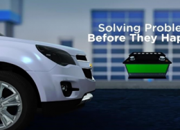 Chevrolet mostra tecnologia que prevê quando peças do carro estragarão.