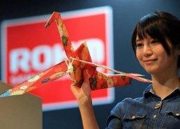 Empresa cria drone com formato de origami.
