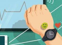 Smartwatches podem prever doenças dias antes dos primeiros sintomas.