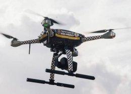 São Paulo ganha 'Dronepol', com vigilância e monitoramento por drones.