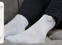 Estas meias inteligentes podem melhorar a vida de quem tem diabetes.
