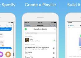 Spotify ganha opção de criar playlist compartilhada com amigos no Messenger.