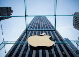 Ações da Apple sofrem pior semana desde 2013.