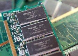 Apple, Amazon e Foxconn se unem para comprar divisão de chips da Toshiba.
