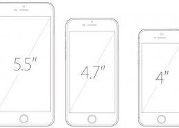 Apple deve lançar um iPhone de 4 polegadas, diz analista.