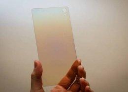 Telas de celulares feitas com diamante chegam em 2019, diz empresa
