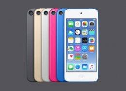 Apple lança novo iPod touch com câmera melhorada.