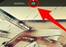 Facebook liberar criação de GIFs em seu aplicativo.