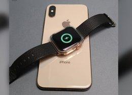Próximo iPhone deve ser capaz de recarregar outros aparelhos sem fio.