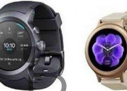Vazam supostas imagens dos novos smartwatches da LG com Android Wear 2.0.