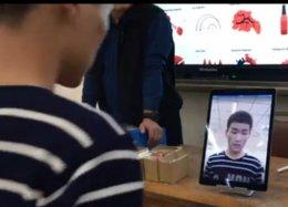 Professor chinês faz chamada em sala de aula usando reconhecimento facial