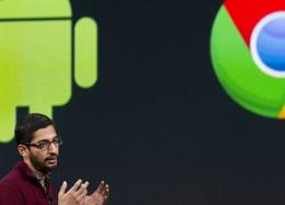 Google vai combinar o Chrome OS e o Android em um único sistema.
