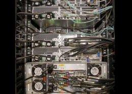 USP de São Carlos inaugura supercomputador.