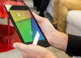 Tablet Nexus 7 deixará de ser fabricado.
