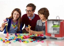Mattel lança impressora 3D para crianças