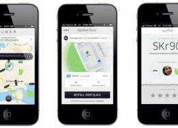 Uber lança recurso que permite acompanhar as viagens de seus familiares