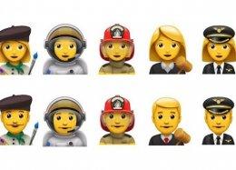 Apple quer adicionar emojis de diferentes profissões; veja lista