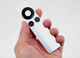 Apple quer colocar sensor de impressões digitais no comando da TV.