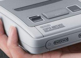 Novo SNES Classic da Nintendo já foi crakeado para rodar mais games antigos.