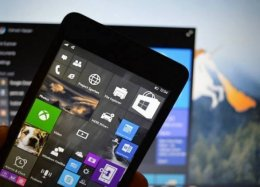 Confira os 10 primeiros celulares que receberão o Windows 10.