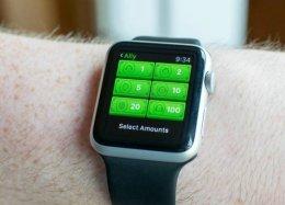 App do Apple Watch permite enviar dinheiro para amigos.