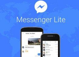 Facebook Messenger ganha versão mais leve para aparelhos Android